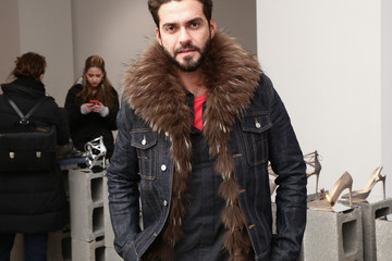 Lorenzo Martone Alejandro Ingelmo - Presentation - MADE Fashion Week Fall 2014