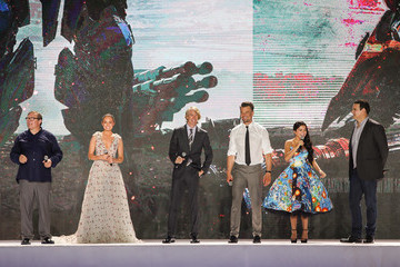 Lorenzo di Bonaventura 'Transformers: The Last Knight' China World Premiere and Ten Year Anniversary Celebration