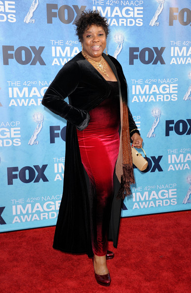 Loretta Devine - 42nd NAACP Image Awards - Arrivals