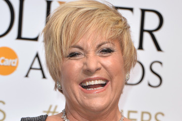 Lorna Luft The Olivier Awards - Winners Room