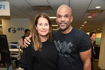 Lorraine Bracco Annual Charity Day Hosted By Cantor Fitzgerald, BGC and GFI - GFI Office - Arrivals