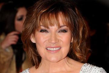 Lorraine Kelly Arrivals at the National Television Awards