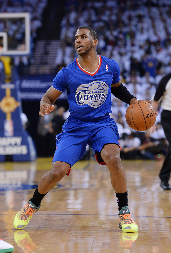Chris Paul Photos Los Angeles Clippers V Golden State Warriors Zimbio