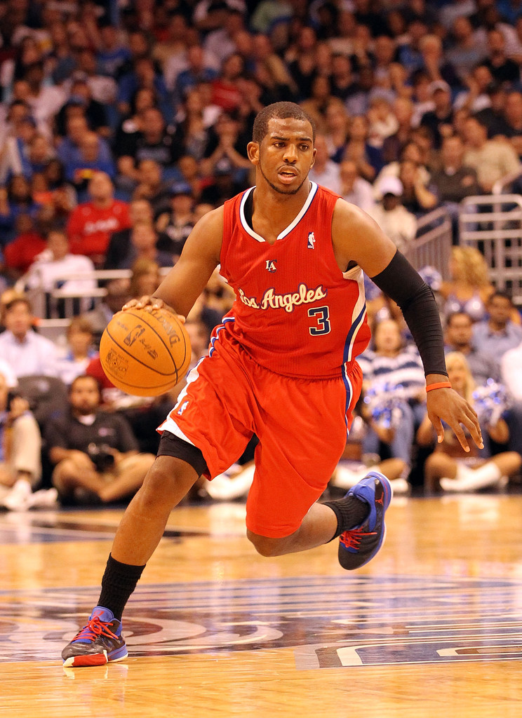 Chris Paul in Los Angeles Clippers v Orlando Magic - Zimbio