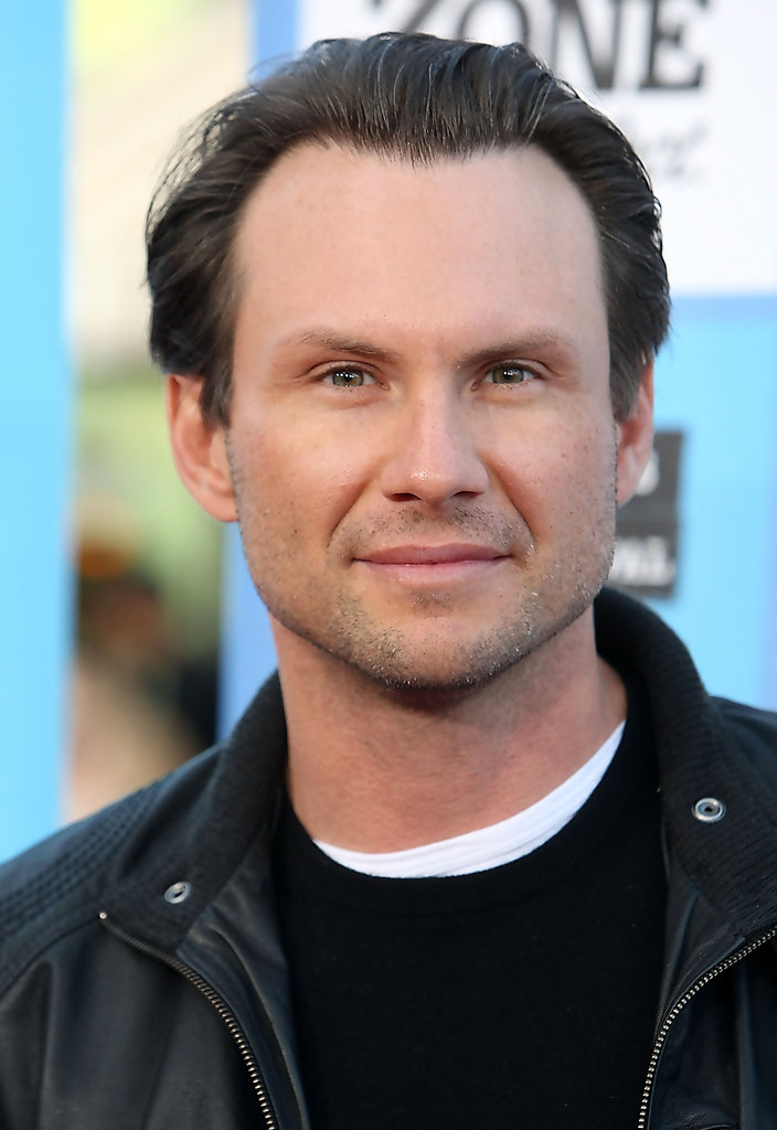 Christian Slater In Los Angeles Film Festival Opening Night Gala
