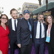 Tom Hiddleston and Kevin Feige Photos