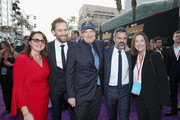 Tom Hiddleston and Kevin Feige Photos Photo