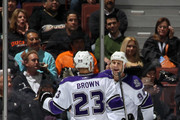 Dustin Brown Ryan Smyth Photos Photo