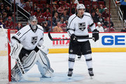 Drew Doughty and Martin Jones Photos Photo