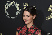 "Maia Mitchell attends Los Angeles LGBT Center Celebrates 50th Anniversary With ""Hearts Of Gold"" Concert & Multimedia Extravaganza at The Greek Theatre on September 21, 2019 in Los Angeles, California."
