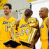 Kobe Bryant Derek Fisher Picture