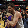 Kobe Bryant and Pau Gasol Photos