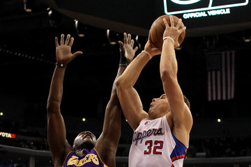 Blake Griffin Los Angeles Lakers v Los Angeles Clippers