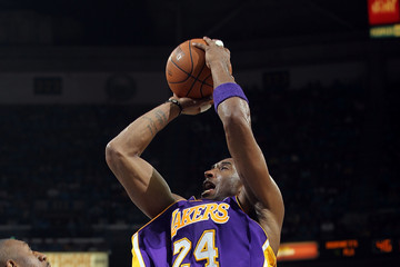 DJ Mbenga Los Angeles Lakers v New Orleans Hornets - Game Six