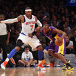 Kobe Bryant and Carmelo Anthony Photos