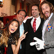 T.J. Miller and Jamie Chung