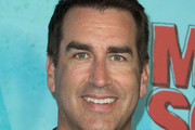 """Actor Rob Riggle attends the Los Angeles Red Carpet Screening of """"Middle School"""" in Hollywood, California, on October 5, 2016. / AFP / VALERIE MACON"""