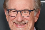 "Steven Spielberg attends the Los Angeles special screening of ""Why We Hate"" at Museum Of Tolerance on October 07, 2019 in Los Angeles, California."