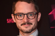 """Elijah Wood attends the Los Angeles Special Screening And Q&A Of """"Mandy"""" At Beyond Fest at the Egyptian Theatre on September 11, 2018 in Hollywood, California."""