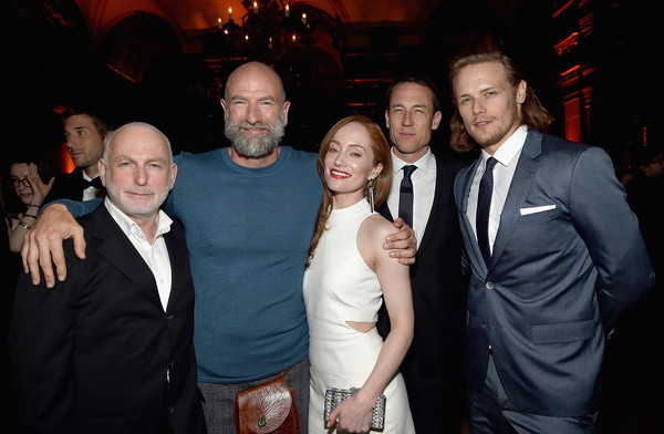 'Outlander' Mid-Season New York Premiere - After Party