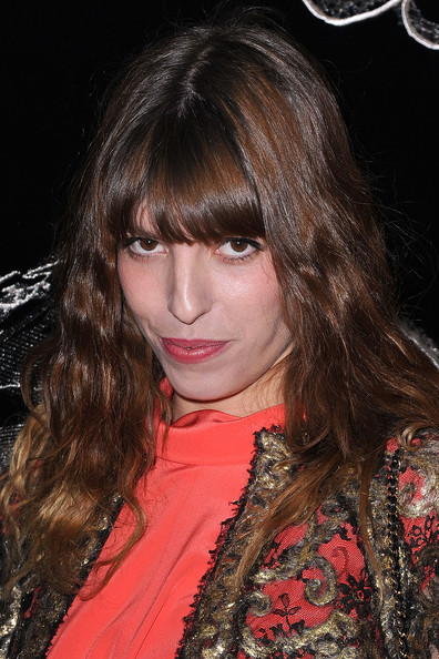 Lou Doillon Street: CHANEL Hosts A Dinner In Honor Of
