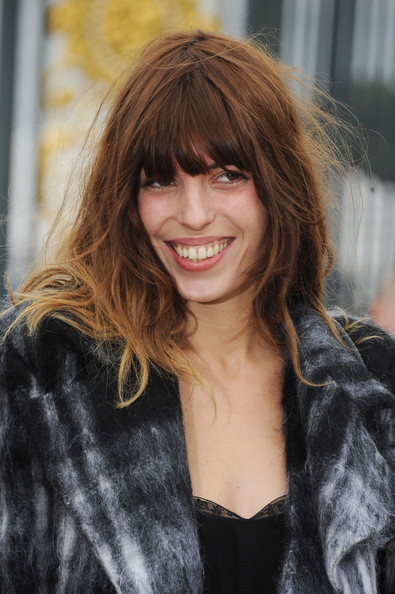 Lou Doillon Photos Photos Christian Dior Arrivals