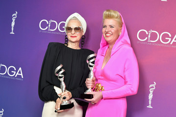 Lou Eyrich Allison Leach 21st CDGA (Costume Designers Guild Awards) - Backstage And Green Room