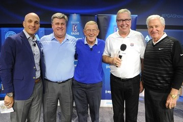 Lou Holtz SiriusXM PGA TOUR Radio at 2018 PGA Merchandise Show - Day 2