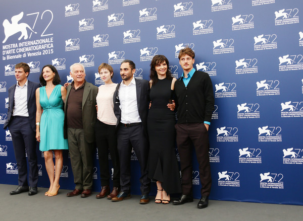 'The Wait' Photocall - 72nd Venice Film Festival