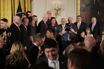 Louie Gohmert Donald Trump Welcomes World Series Champion Houston Astros To The White House