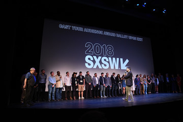 Louis Black 'Support The Girls' Premiere - 2018 SXSW Conference And Festivals