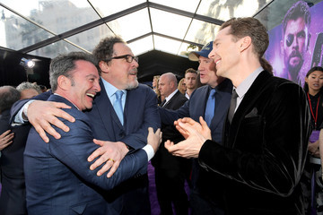 Louis D'Esposito Los Angeles Global Premiere for Marvel Studios' 'Avengers: Infinity War'