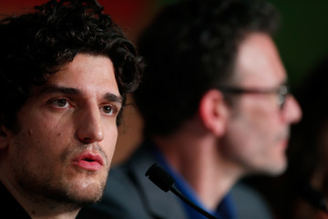 Louis Garrel 'Redoubtable (Le Redoutable)' Press Conference  - The 70th Annual Cannes Film Festival
