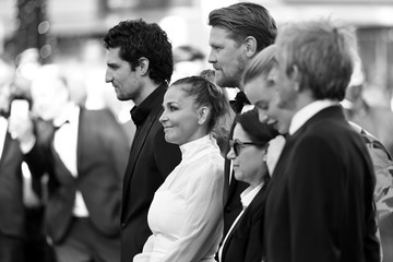 """Louis Garrel """"A Felesegam Tortenete/The Story Of My Wife"""" Red Carpet - The 74th Annual Cannes Film Festival"""
