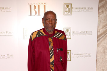 Louis Gossett Jr. A Legacy Of Changing Lives Presented By The Fulfillment Fund - Arrivals