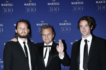 Louis-Marie de Castelbajac Martell Cognac Celebrates Its 300th Anniversary at the Palace of Versailles - Red Carpet Arrivals