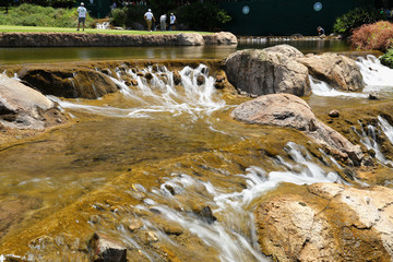 Louis Oosthuizen Nedbank Golf Challenge - Day One