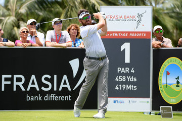 Louis Oosthuizen AfrAsia Bank Mauritius Open - Day Three