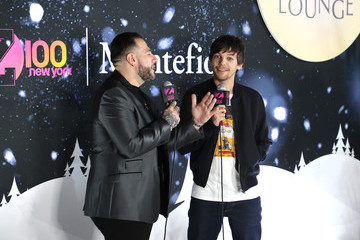 Louis Tomlinson z100 All Access Lounge Presented By Poland Spring - Pre-Show Arrivals