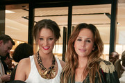 Erin McNaught and Pip Edwards Photos Photo