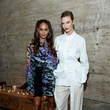 Joan Smalls Karlie Kloss Photos