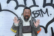 Takashi Murakami attends the Louis Vuitton Menswear Fall/Winter 2019-2020 show as part of Paris Fashion Week on January 17, 2019 in Paris, France.