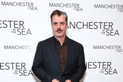 """Actor Chris Noth attends Louis Vuitton presents A Special Screening Of """"Manchester By The Sea"""" at Crosby Street Hotel on December 18, 2016 in New York City."""