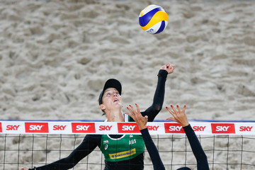 Louise Bawden FIVB Beach Volleyball World Tour Rio - Day 2