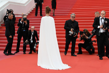 Louise Bourgoin 'Yomeddine' Red Carpet Arrivals - The 71st Annual Cannes Film Festival