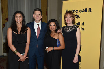 Louise Miliband Arrivals at the Freedom Award Benefit