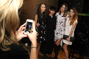 Louise Roe TRESemme Blogger Event SS'15