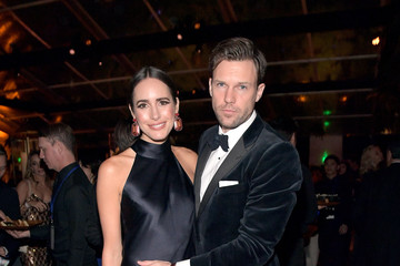 Louise Roe The Weinstein Company and Netflix Golden Globes Party Presented With Landmark Vineyards