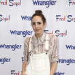 Louise Roe 'A Ride Through the Ages' Wrangler Capsule Collection Launch