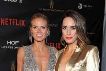 Louise Roe The Weinstein Company and Netflix Golden Globe Party- Inside